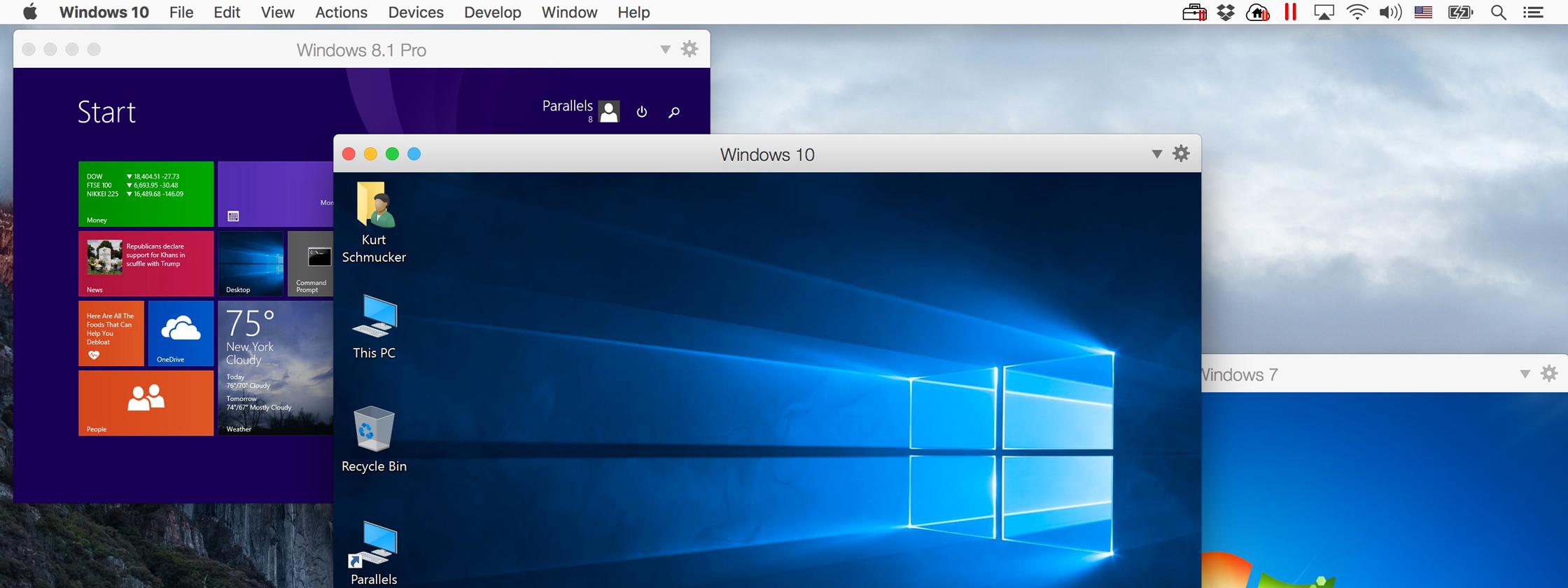 在 Mac 上运行 Windows 软件,有这 3 种方法