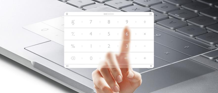 笔记本数字键盘、软件秒启动都靠一张膜?65 折入手黑科技 Nums