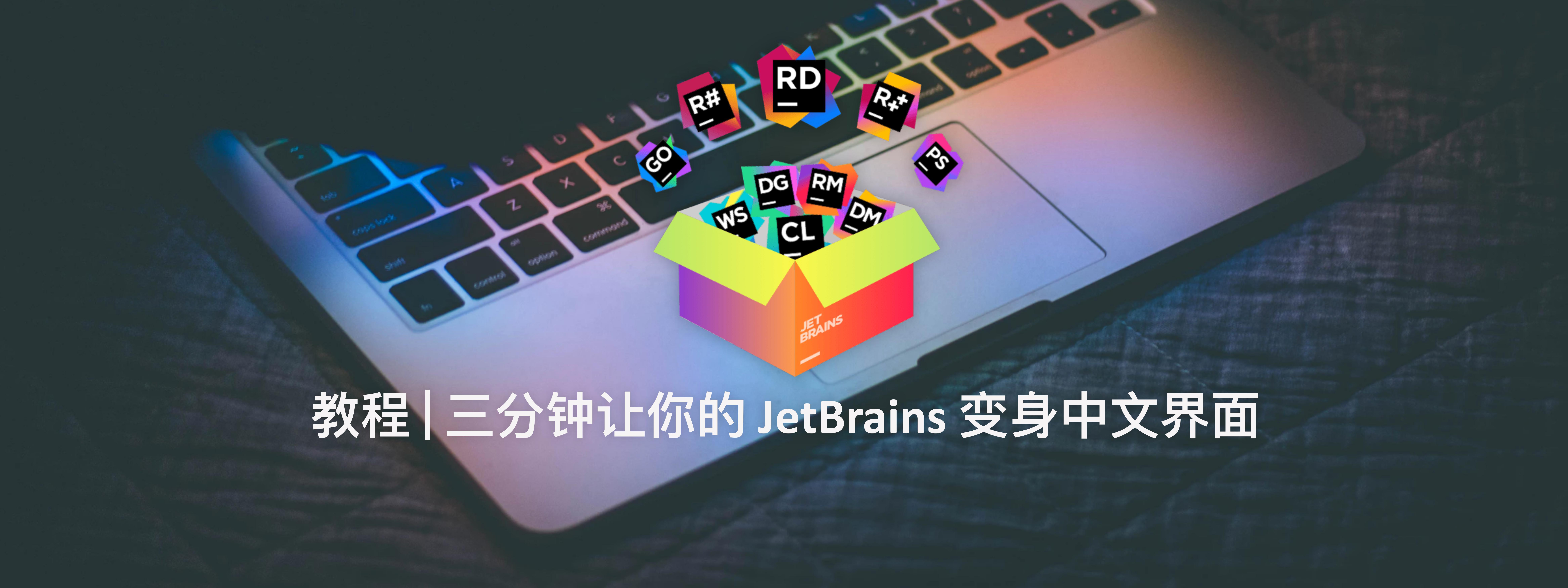 只需三分钟让你的 JetBrains 变身中文界面